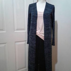 🌺 Like New Rolla Coster X-Long Split Sweater